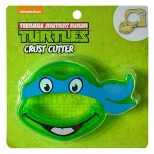 Kid's Sandwich Crust Cutter TMNT Ninja Turtle x 5
